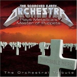 The Scorched Earth Orchestra - Master of Puppets (2006)