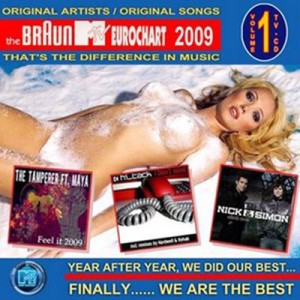 VA - The Braun MTV Eurochart vol.1 (2009)