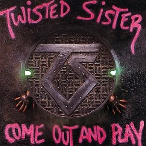 Twisted Sister - Come Out And Play (1985)
