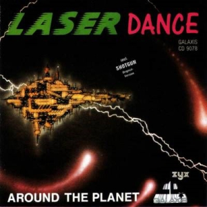Laserdance - Around The Planet (1988)