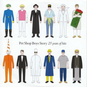 Pet Shop Boys - Story 25 Years Of Hits (2009)
