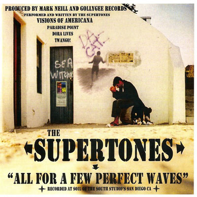 The Supertones - All For a Few Perfect Waves (2010)