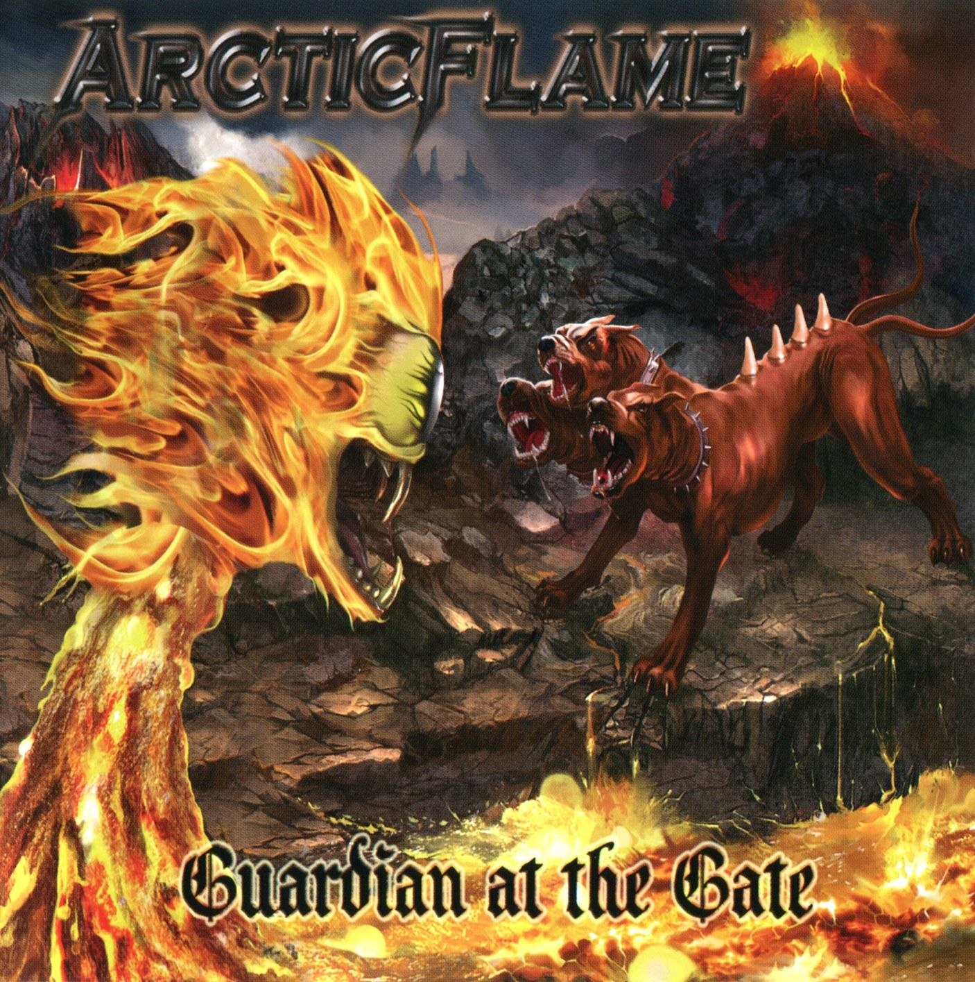 Arctic Flame - Guardian At The Gate (2011)