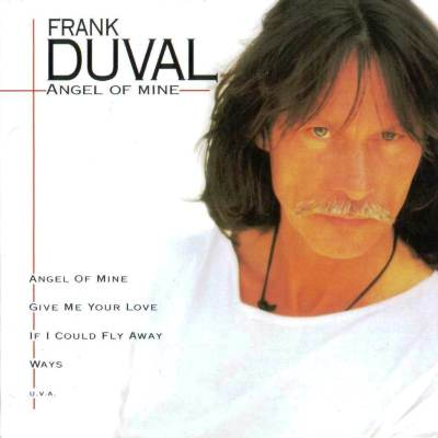 Frank Duval - Angel Of Mine (2001)