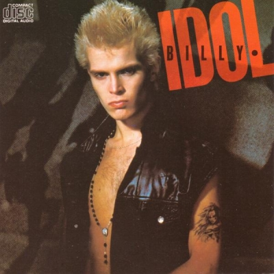 Billy Idol - Billy Idol (1982)