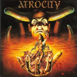Atrocity - The Hunt (EP) (1996)