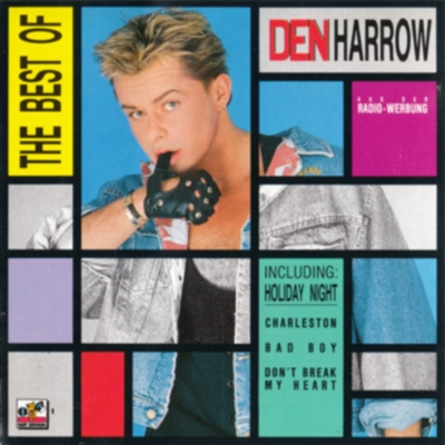 Den Harrow - The Best Of (1989)