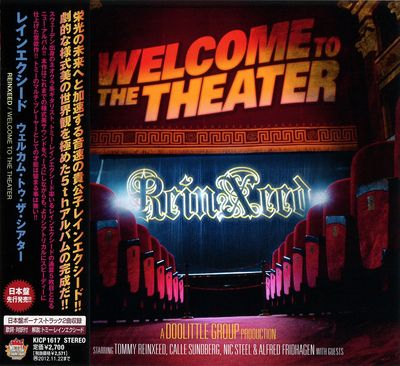 ReinXeed - Welcome To The Theater (Japanese Edition) (2012)