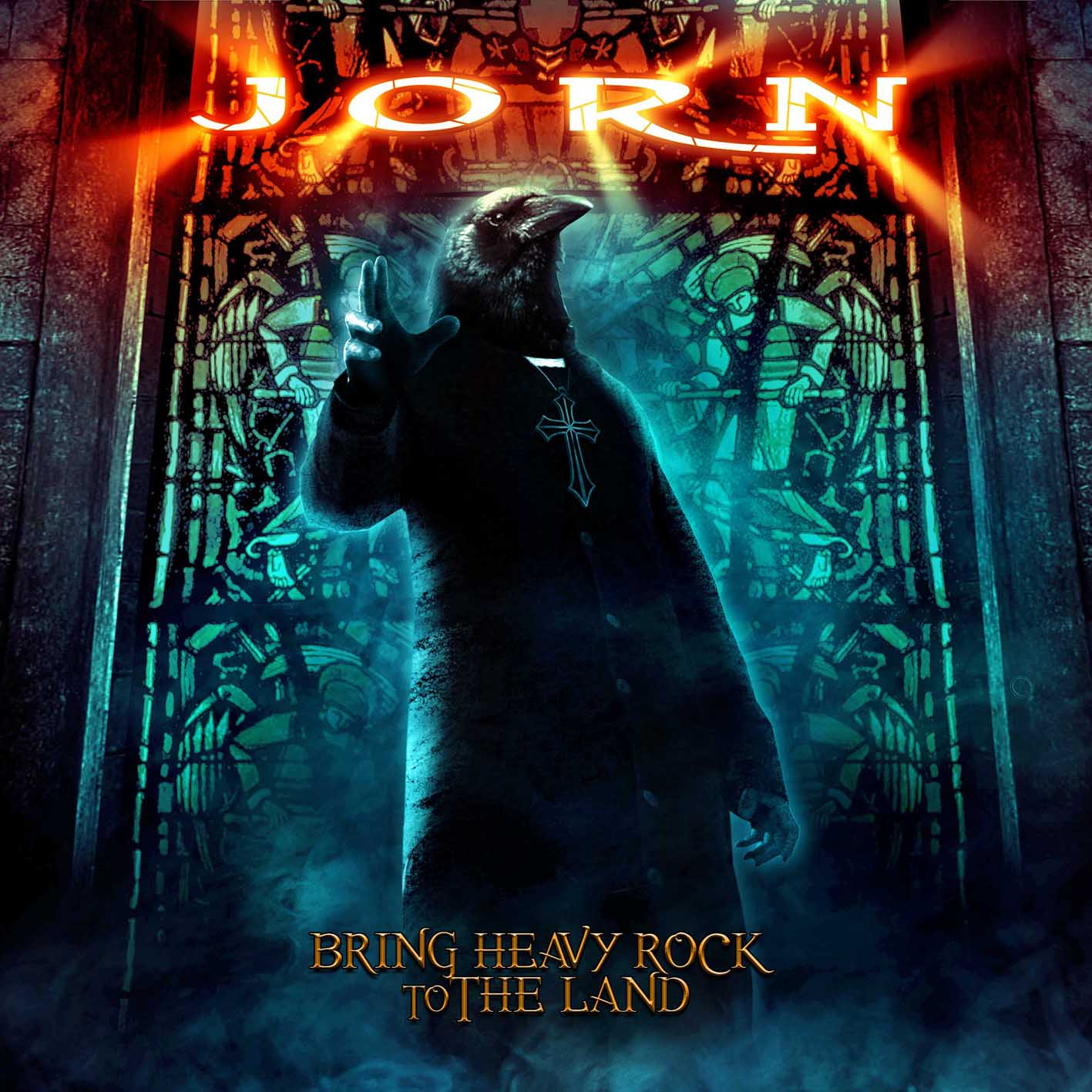 Jorn - Bring Heavy Rock To The Land (2012)