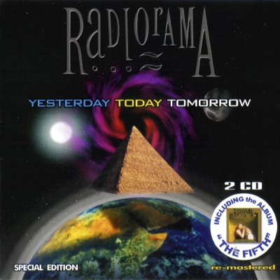 Radiorama - Yesterday Today Tomorrow (2002)