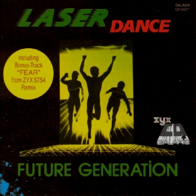 Laserdance - Future Generation (1987)