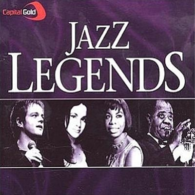 Capital Gold Jazz Legends (3CD BoxSet) (2004)