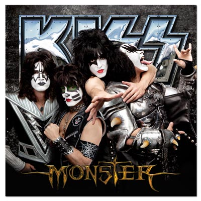 Kiss - Monster (2012)