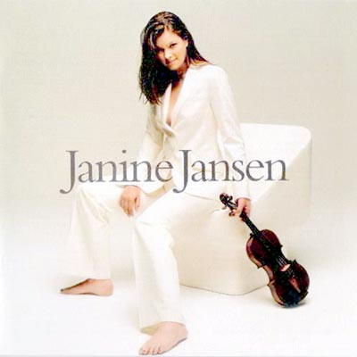 Janine Jansen - Collection (7CD) (2003–2010)