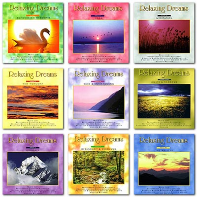 Relaxing Dreams - Discography (1994-2004)
