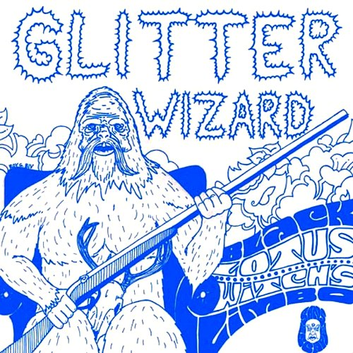 Glitter Wizard - Black Lotus / Witch's Limbo (EP) 2009