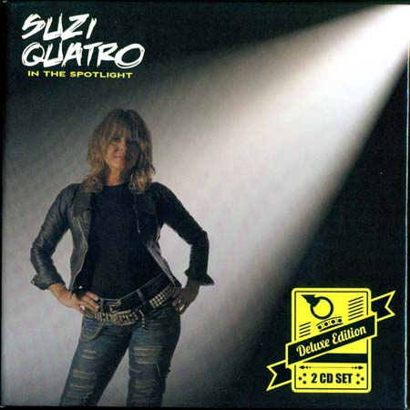 Suzi Quatro - In The Spotlight [Deluxe Edition] (2012)