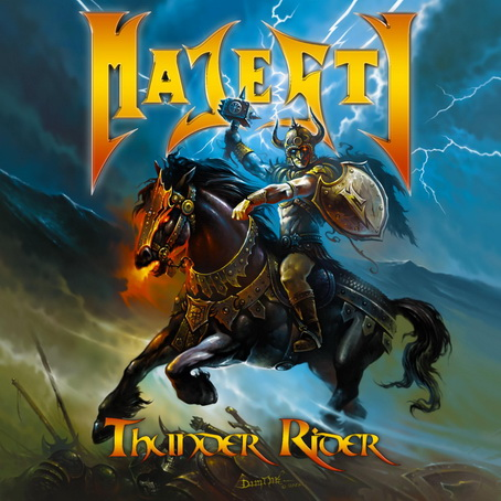 Majesty - Thunder Rider (Limited Edition) (2013)