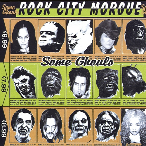 Rock City Morgue - Some Ghouls (2003)