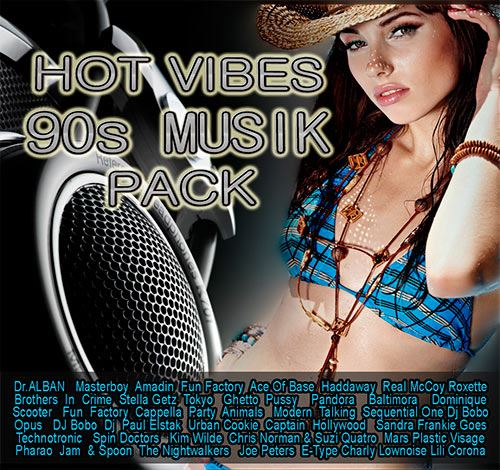 Hot Vibes 90s Musik Pack (2013)