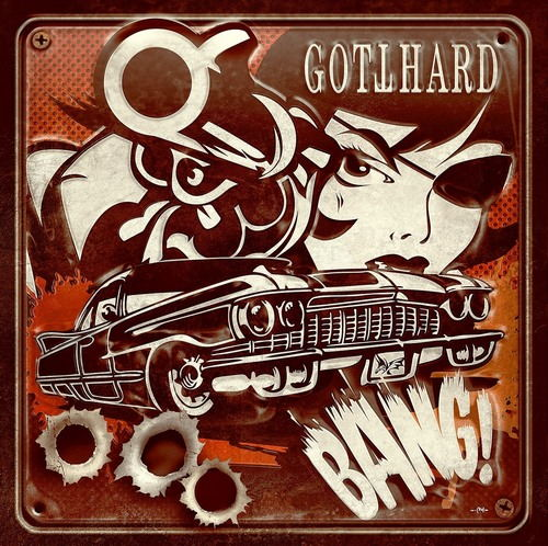 Gotthard - Bang! (2014) Lossless + mp3