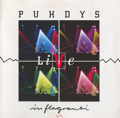 Puhdys - Live In Flagranti (1996)