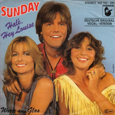 Sunday - Hale Hey Louise (1981)