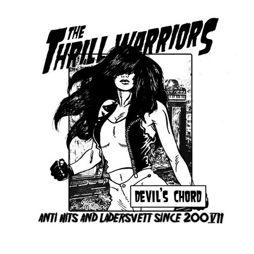 Thrill Warriors - Devil's Chord (Demo Tape) 2013