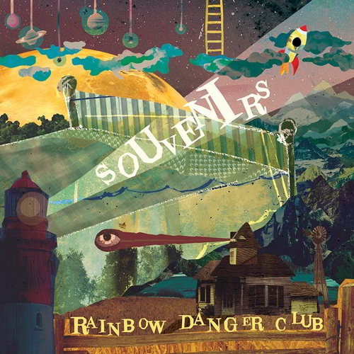 Rainbow Danger Club - Souvenirs (2013)