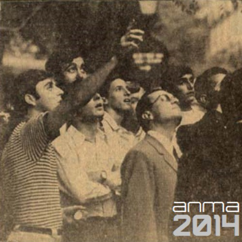 Anma - 2014 (EP) Lossless + mp3