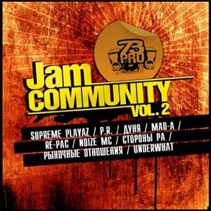 VA - Jam Community Vol. 2 (2009)