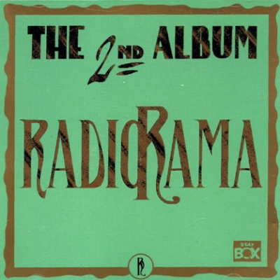 Radiorama - The 2nd Album (1987)