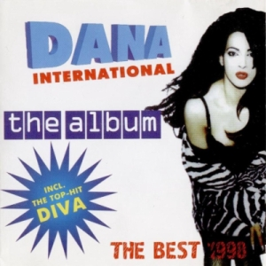 Dana International - The Album The Best (1998)