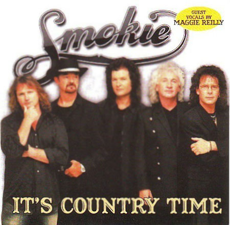 Smokie - It's Country Time (2009)