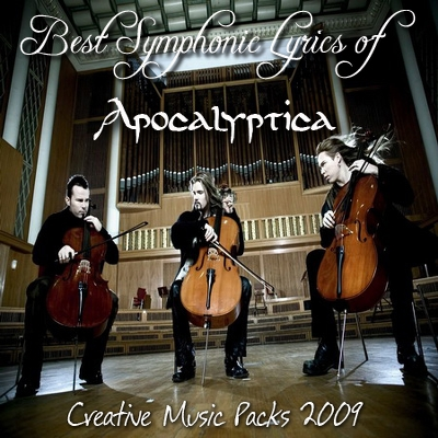 Apocalyptica - Best Symphonic Lyrics Of Apocalyptica (2009)