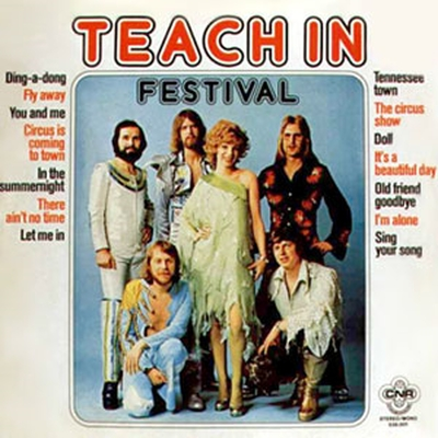 Teach In - Festival (1975) (LP)