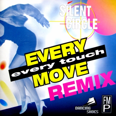 Silent Circle - Every Move, Every Touch Remix (1994) maxi-cd